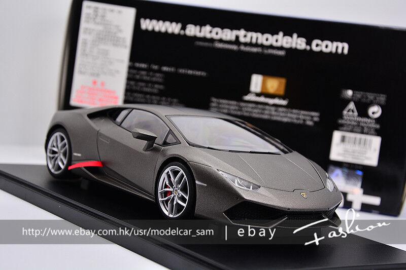Autoart 1 18 Lamborghini Huracan LP610-4