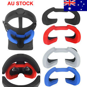 Silicone-Breathable-Eye-Mask-Cover-Sun-Hood-Pad-for-Oculus-Rift-S-VR-Headset-AU