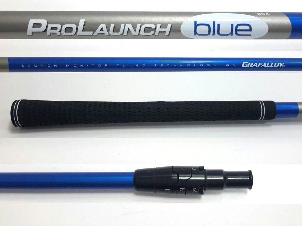 Largo Viaje Callaway  55X Eje Rígido Grafalloy Azul del controlador-Rogue, Epic, Xr, Sub Zero  auténtico