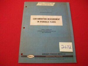 1969-AIRCRAFT-POROUS-MEDIA-INC-CONTAMINATION-MEASUREMENT-IN-HYDRAULIC-FLUIDS