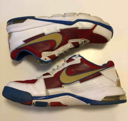 Mens Nike Air Trainer SC 2010 Low 'Manny Pacquiao'