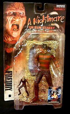 Bloody Leatherface Variant Action Figure neuf 1998 McFarlane Toys Movie Maniacs