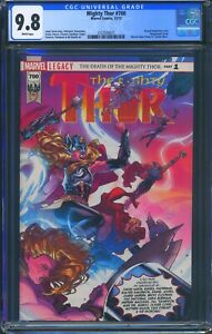 Mighty-Thor-700-Marvel-CGC-9-8-White-Pages-Jason-Aaron-story-Wraparound-cover