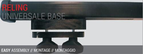 BARRE PORTATUTTO RELING BASE DA 122CM PER RAV4 2000/>2013