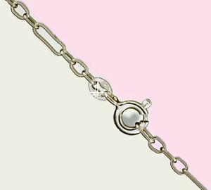 Das Bild wird geladen Silberkette-Figaro-Ankerkette-50-cm-Echt-Silber-925- 9b5fd29058