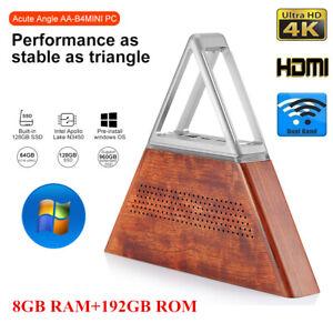 AA-B4-4K-Mini-PC-Computer-8G-192G-4-Core-5G-WiFi-BT-HDMI-1Gbps-For-Win10-64bit