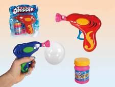 5x Seifenblasenpistole Bubble Gun Pistol Seifenblasen - Pistole 5stck NEU