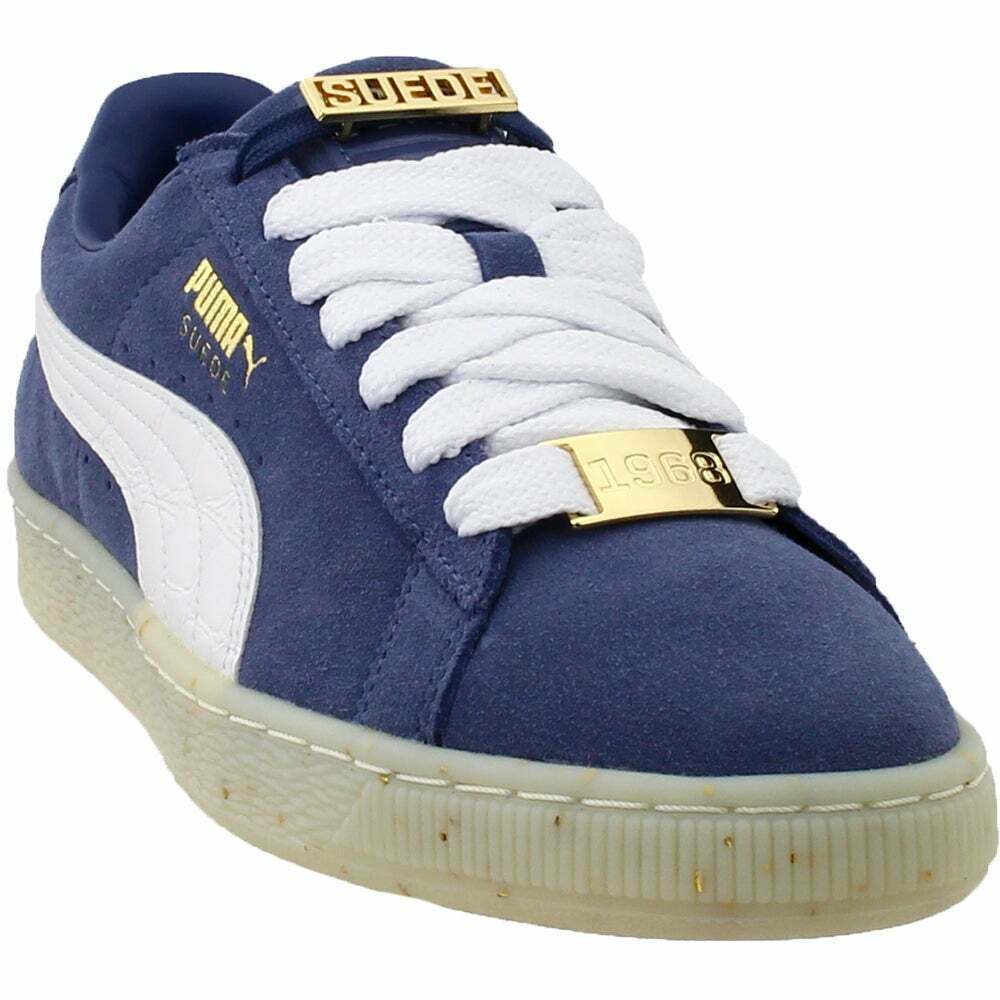 Puma Suede Classic B-Boy Fabulous Sneakers Casual Sneakers Blue Womens -  Size