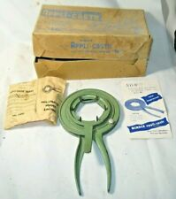 Vintage In Box 1950s Minock No 300 Appli Castr Cattle Castrating Tool Castration