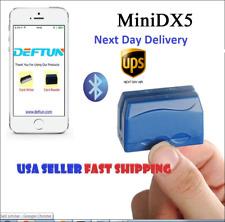 Get 2 Bluetooth Mini DX5 ATM Skimmer Portable Mobile Credit Card Reader
