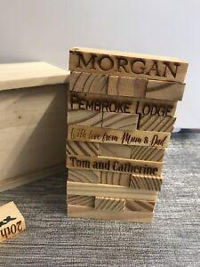 Alternative-Wedding-Guest-Book-Jenga-Tower-Keepsake-Wood-Personalised-gift