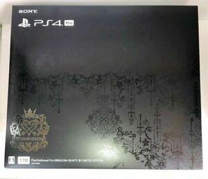 PlayStation-4-PS4-Pro-KINGDOM-HEARTS-III-LIMITED-EDITION-Sony-CUHJ-10025