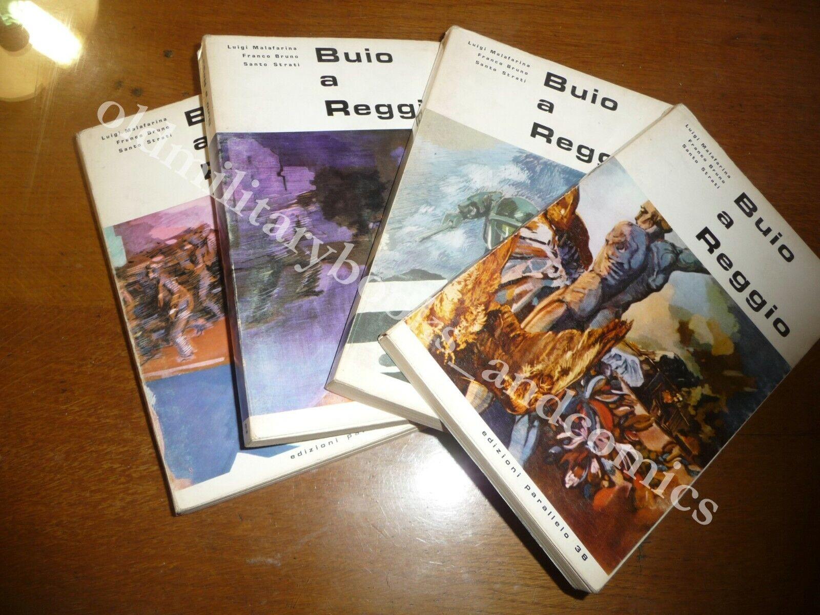 BUIO A REGGIO 4 Voll I DRAMMATICI INCIDENTI A REGGIO PER CATANZARO CAPOLUOGO MSI