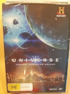 Details about The Universe Ancient Mysteries Solved [Region 4 DVD] BRAND  NEW & SEALED,FreePost