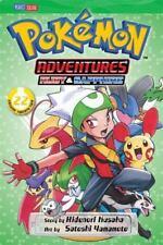 Pokémon Adventures, Vol. 22 by Hidenori Kusaka (2014, Paperback)