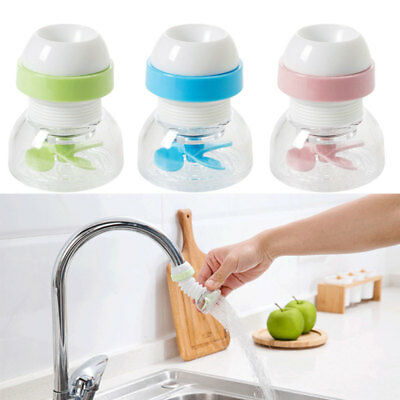 Booster Shower Kitchen Home Water Filter Tap Head 360° Rotating Faucet Nozzle UU