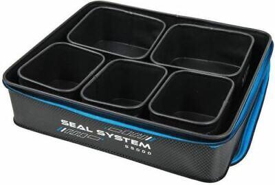 Carte Appât Seal System S5000-Appât Système de stockage-Carp Coarse Fishing-H0164