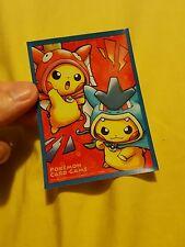 pikachu magikarp japanese sleeves 15x extra deck pokemon yugioh cute pretend