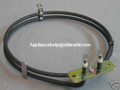 WHIRLPOOL AKZ151 Fan Oven Cooker Element 2 Turn