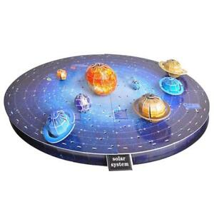 Ravensburger-Solar-System-Eight-3D-Puzzles-Jigsaw-Puzzle-Nice