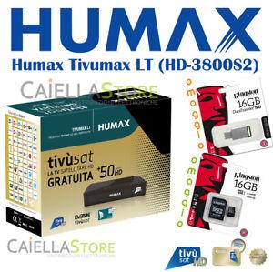 DECODER-SATELLITARE-DVB-S2-TIVUSAT-HUMAX-HD-3800S2-CON-TESSERA-e-OMAGGIO