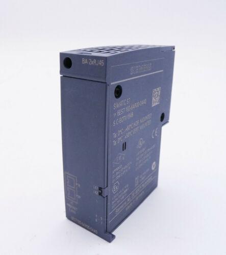 Siemens Simatic s7 6es7 193-6ar00-0aa0 6es7193-6ar00-0aa0 e:04 Adaptateur-used