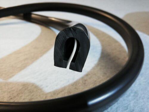 Kantenschutz Rammschutz Stoßkante Scheuerleiste Gummi Rand Schutz Boot G14 PVC