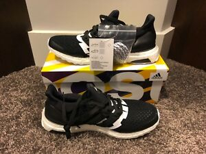 8190d7c4877 Image is loading ADIDAS-X-UNDEFEATED-ULTRA-BOOST-BLACK-B22480-UNDFTD-