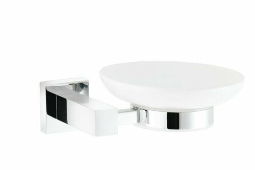 Croydex Ealing Blanc Porte-savon et support salle de bains élégante Accessoires