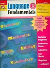 Language Fundamentals Grade 3 by Evan-moor Educational Publishers Paperback