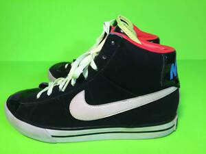 ... NIKE-Basketball-Shoes-boys-5-Better-World-black-
