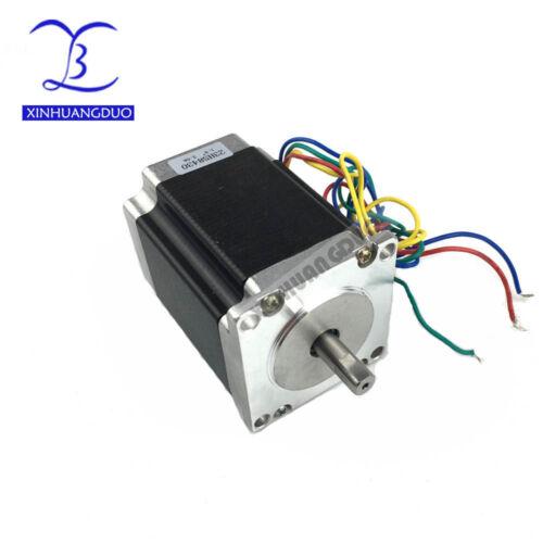 Nema 23 Stepper Motor 2 phase 4-Leads 270 Oz-in//180Ncm 76mm 23HS8430 3D Printer