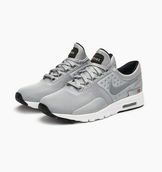Nike Air Max da donna grigio ZERO Premium QS Scarpe Da Ginnastica 863700 002 ~ 7
