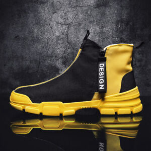 Men-039-s-Leisure-Casual-Shoes-Sneakers-Sports-Fashion-Breathable-Athletic-Outdoor