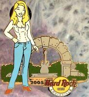 Hard Rock Cafe LOUISVILLE 2005 People of Kentucky Series PIN Bowling Green 27445