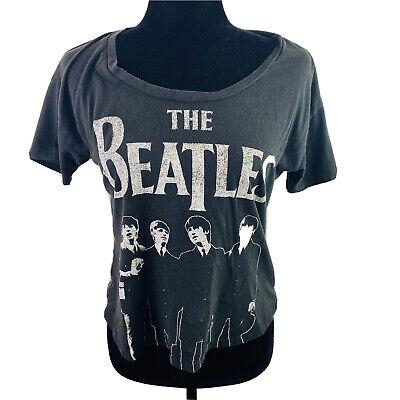 The Beatles \u2018USA 1964\u2019 Crop Top