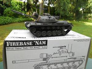 Corgi Militaire Ref Us 50304 Char M48 A3 Army Viet Nam neuve en boite