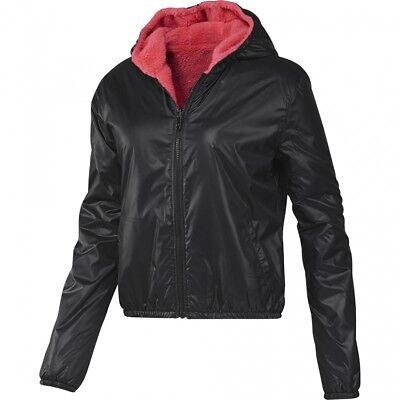 Adidas originals ay4765 Black Slim Hooded Puffer Jacket