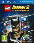 Lego Batman 2 PSVita DC Super Heroes juego Físico para PlayStation Vita Warner