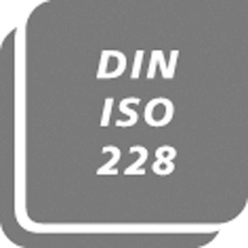 Völkel Gewindebohrer doppelseitig G 3//8-67872
