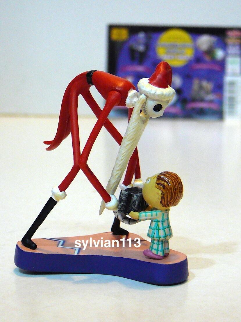 The Nightmare Before Christmas Tim Burton Meet Jack Disney Yujin ...