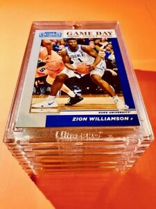 Zion-Williamson-PANINI-CONTENDERS-HOT-ROOKIE-DRAFT-PICKS-GAME-DAY-TICKET-RC-Mint