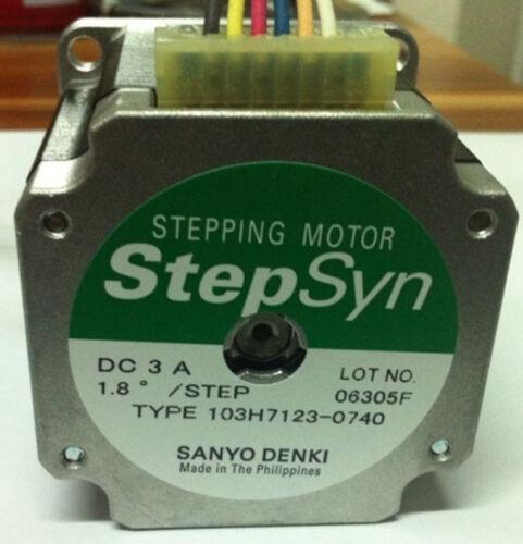 SANYO 103H7123-0740 stepper motor 1PCS