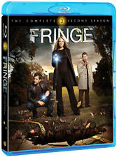 FRINGE - SEASON 2 - BLU-RAY - REGION B UK