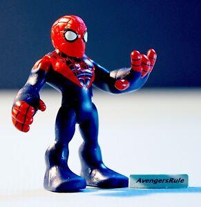 Playskool Heroes Marvel Super Hero Adventures Spiderman Translucent