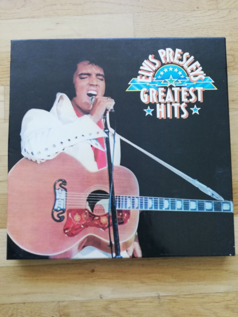 LP, Elvis Presley, Elvis Presley's Greatest Hits Set, Pop,…