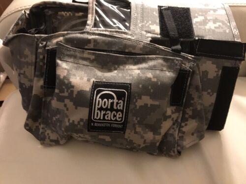Porta Brace CBA-HVX200 armadura de cuerpo para HVX200//HMC150//HPX170 Camuflaje//Etc