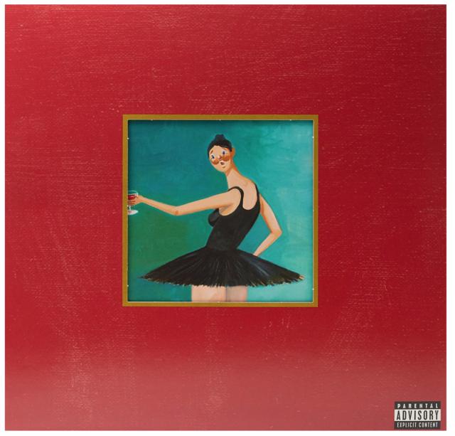Kanye West - My Beautiful Dark Twisted Fantasy (Vinyl LP) • NEW •