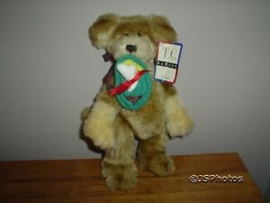 Bears Manufactured Dawson Muffin Jointed T10854 1999 Mild And Mellow Fiesta Plush Dog T.c