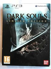 DARK SOULS LIMITED EDITION (PS3) *Artbook + Soundtrack* FREE UK POST